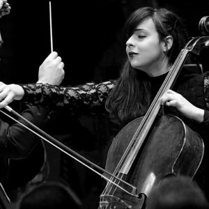 Brione Jackson - cello, vocals