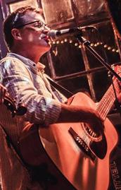 Ian Roland - 12 string guitar, vocals