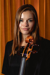 Jade Woodhouse - vocals, cello