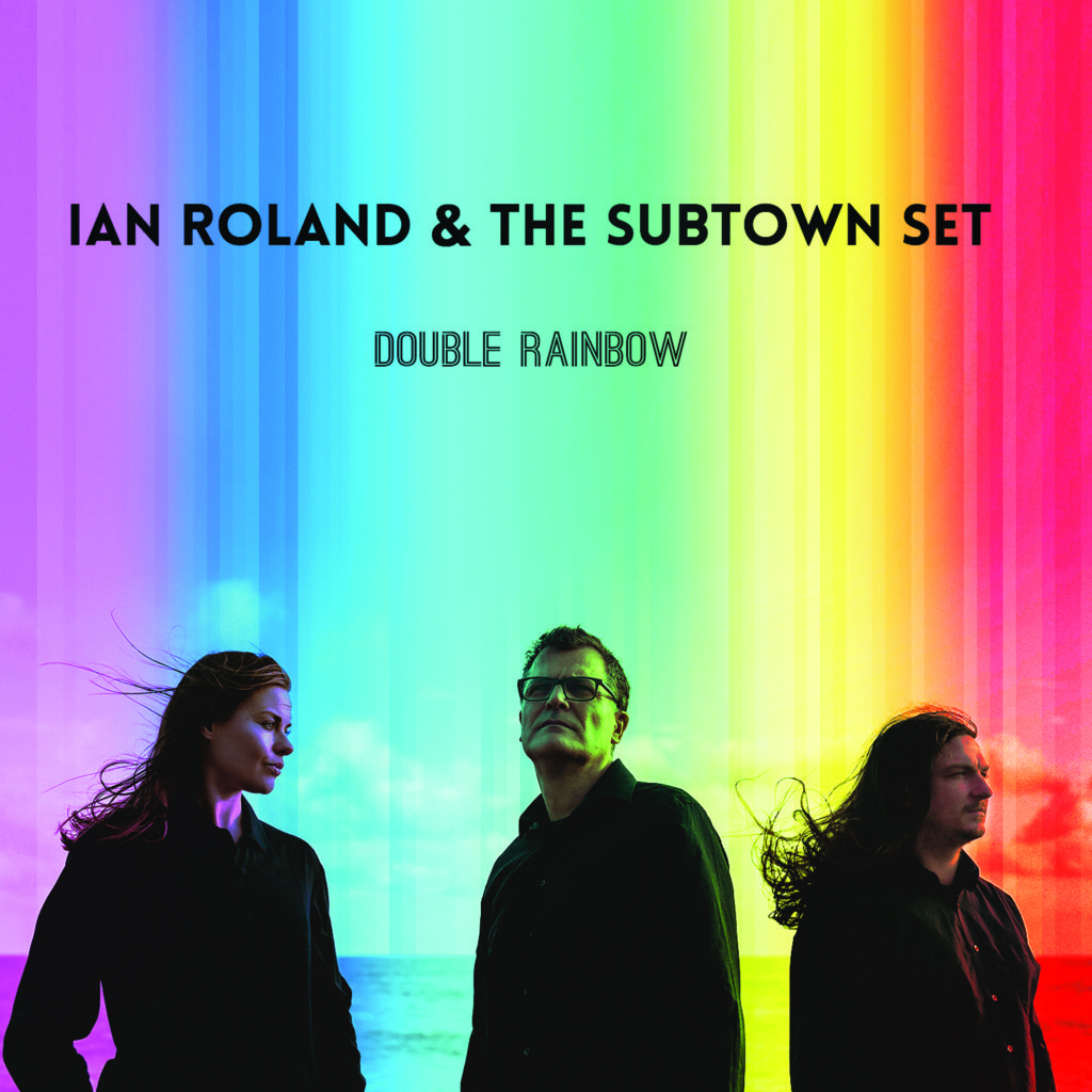 Double Rainbow Front Cover