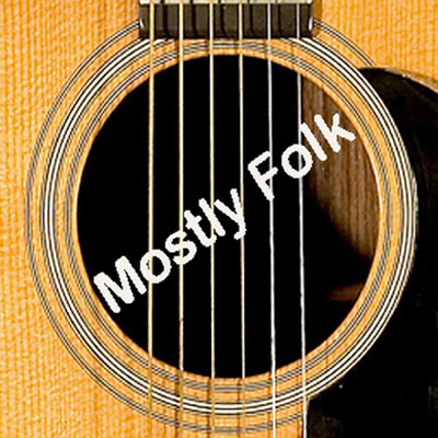 Mostly Folk logo